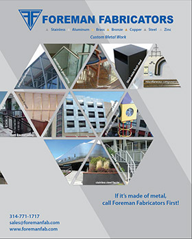 Foreman Fabricators Brochure