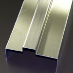 Stainless Steel door jamb cladding - shear and brake
