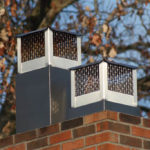 Stainless steel chimney caps 3