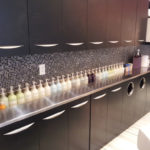 Ginger Bay Stainless Countertops